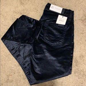 Velvet super skinny ankle jeans